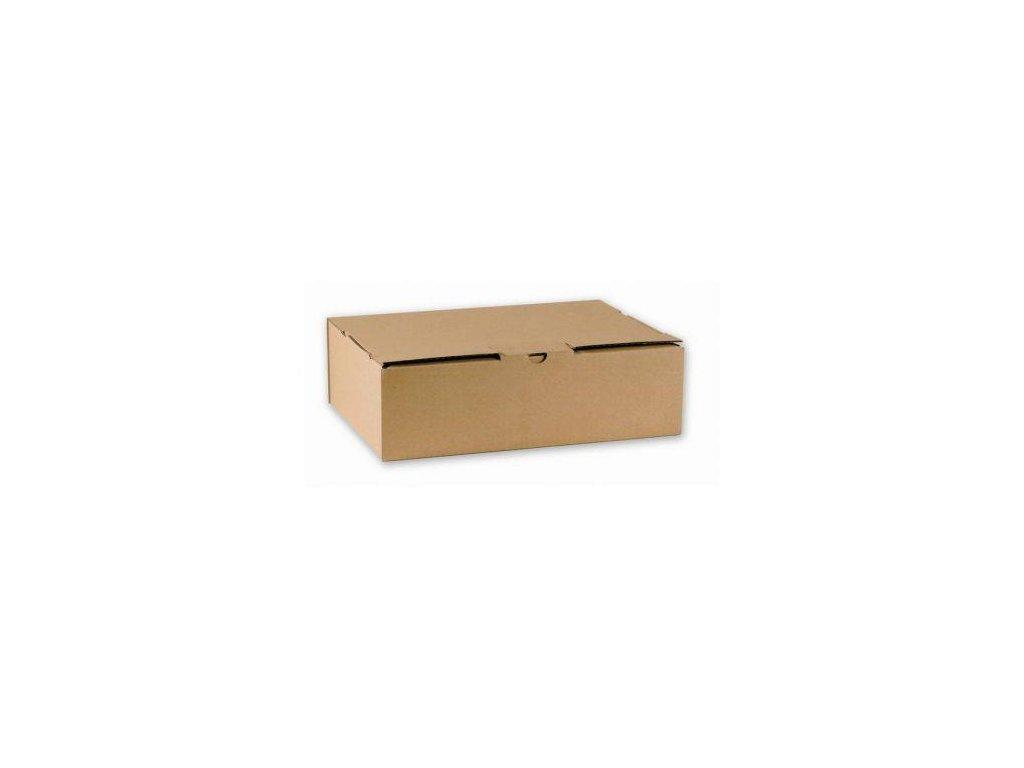 20 x Hit Office archivační krabice na obsah pořadače, hřbet 13 cm