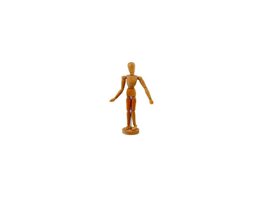 Daler Rowney, manekýn, kreslící model 20,3 cm
