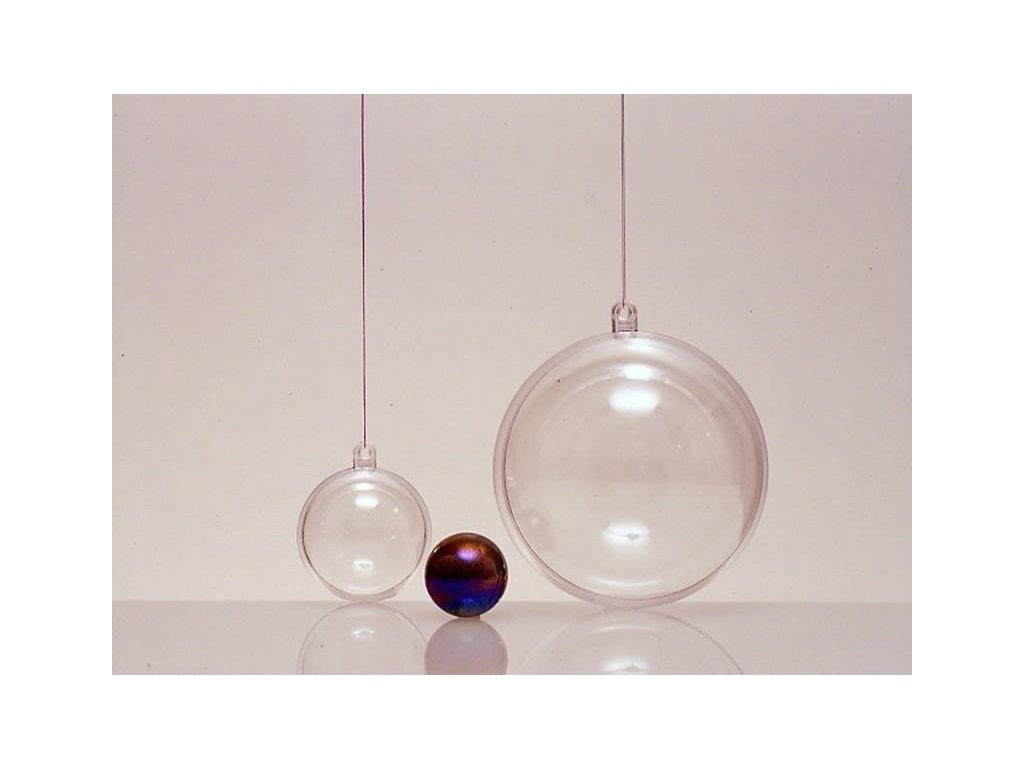 plastová koule 40 mm