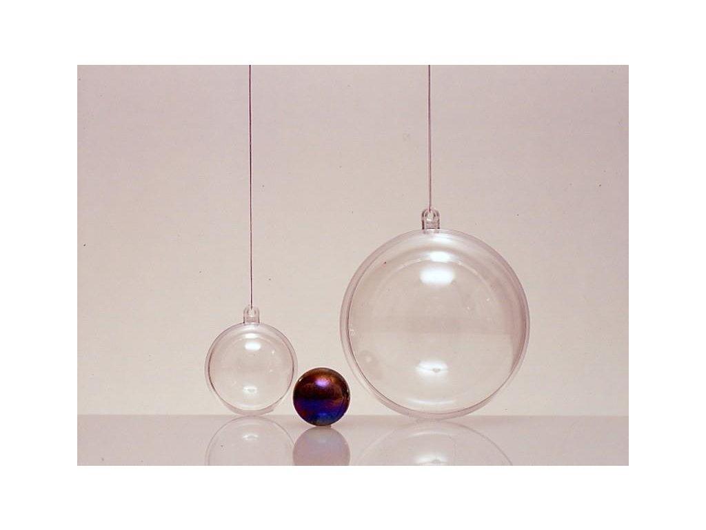 plastová koule 60 mm