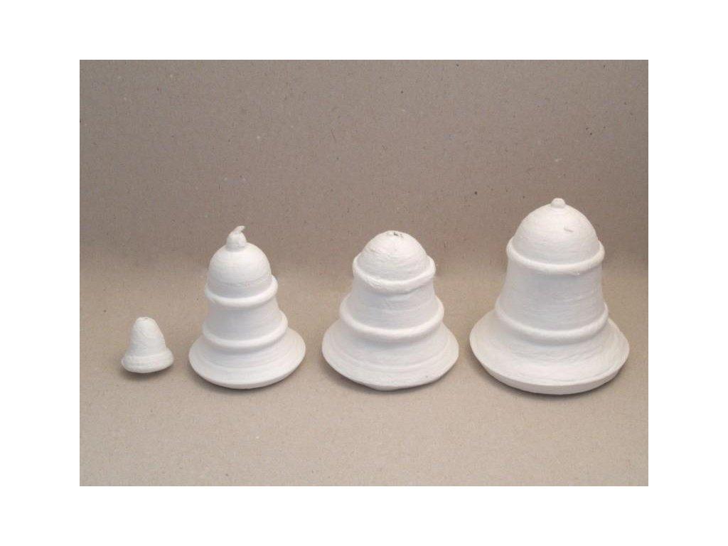 zvoneček z vaty 22x23 mm, 10 ks