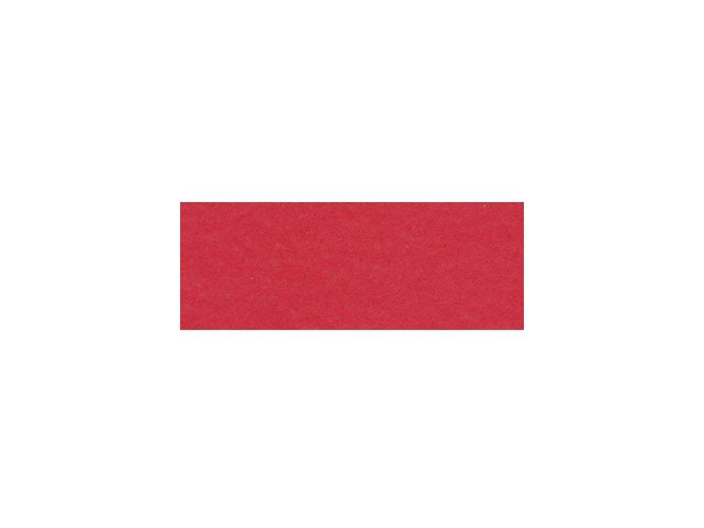 červená plsť, 20x30 cm