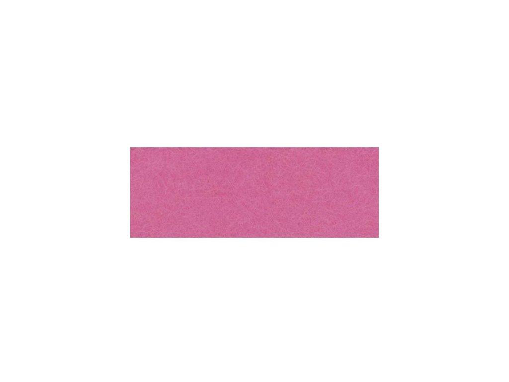růžová plsť, 20x30 cm