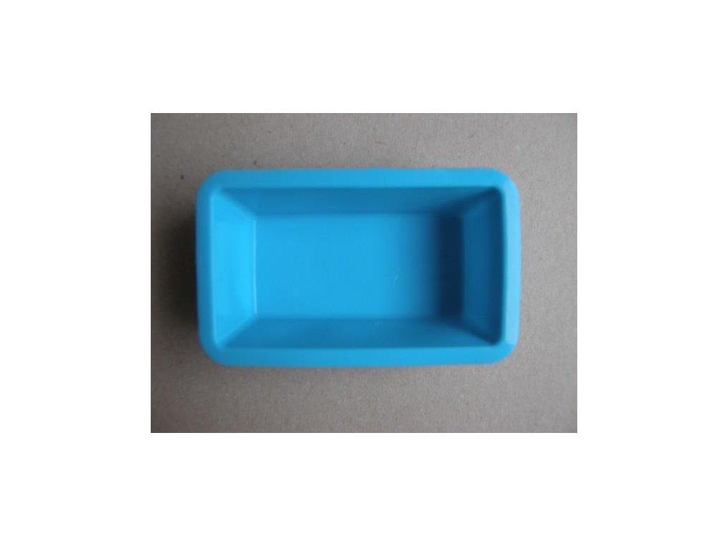 silikonová forma vanička
