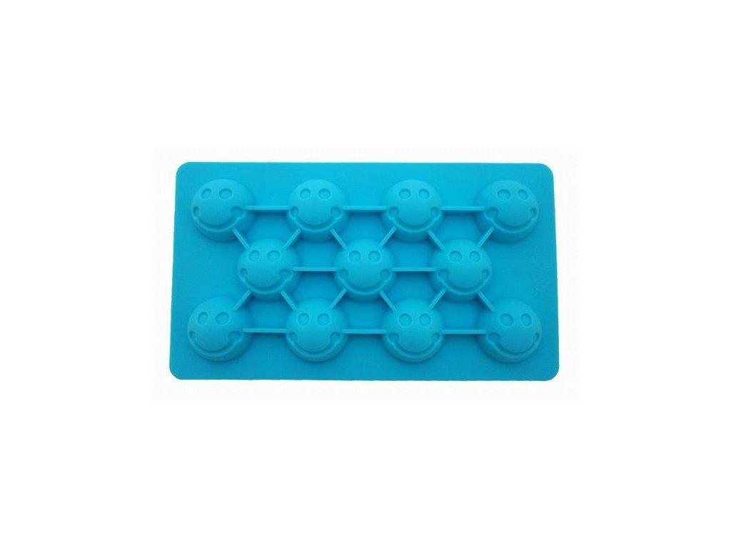 silikonová forma smajlík
