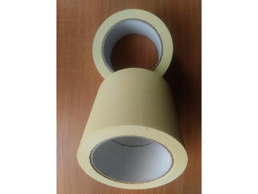 24 x páska krepová zakrývací 38mm x 50m