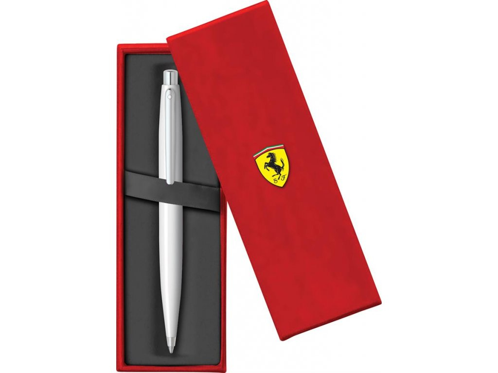 Sheaffer, VFM Ferrari bílé kuličkové pero