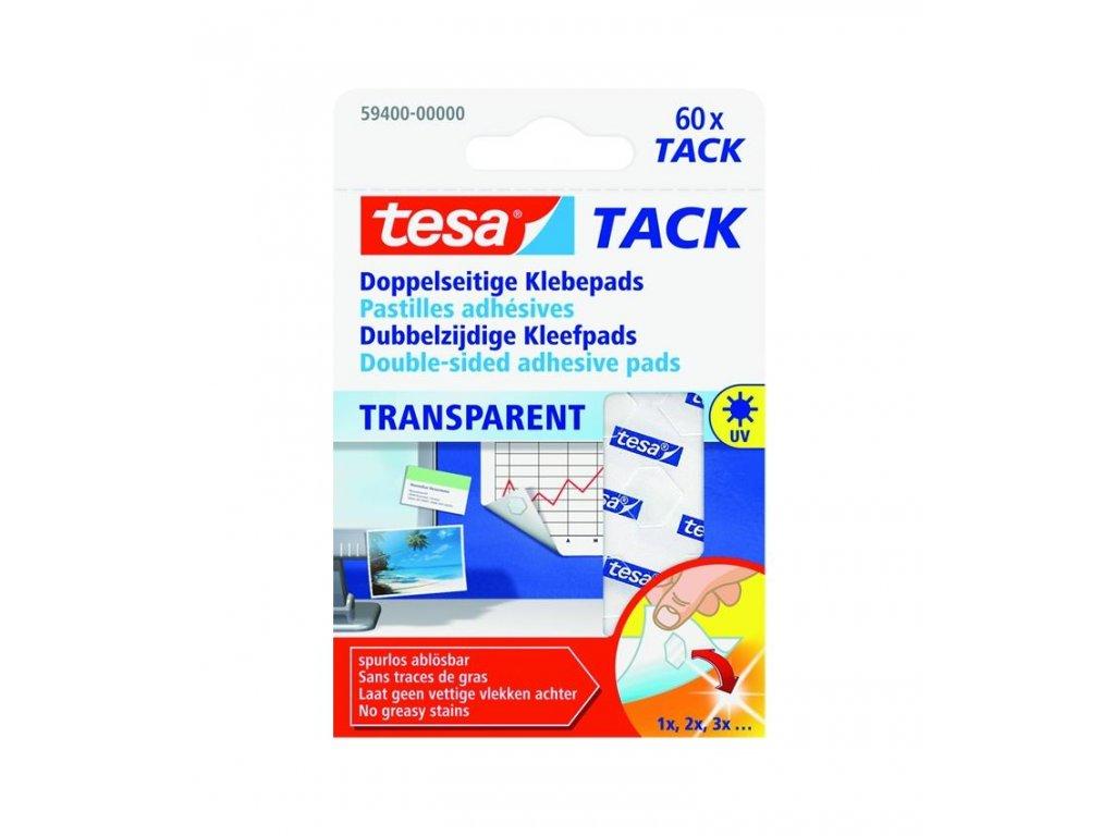 TESA, TACK, oboustranně lepicí polštářky