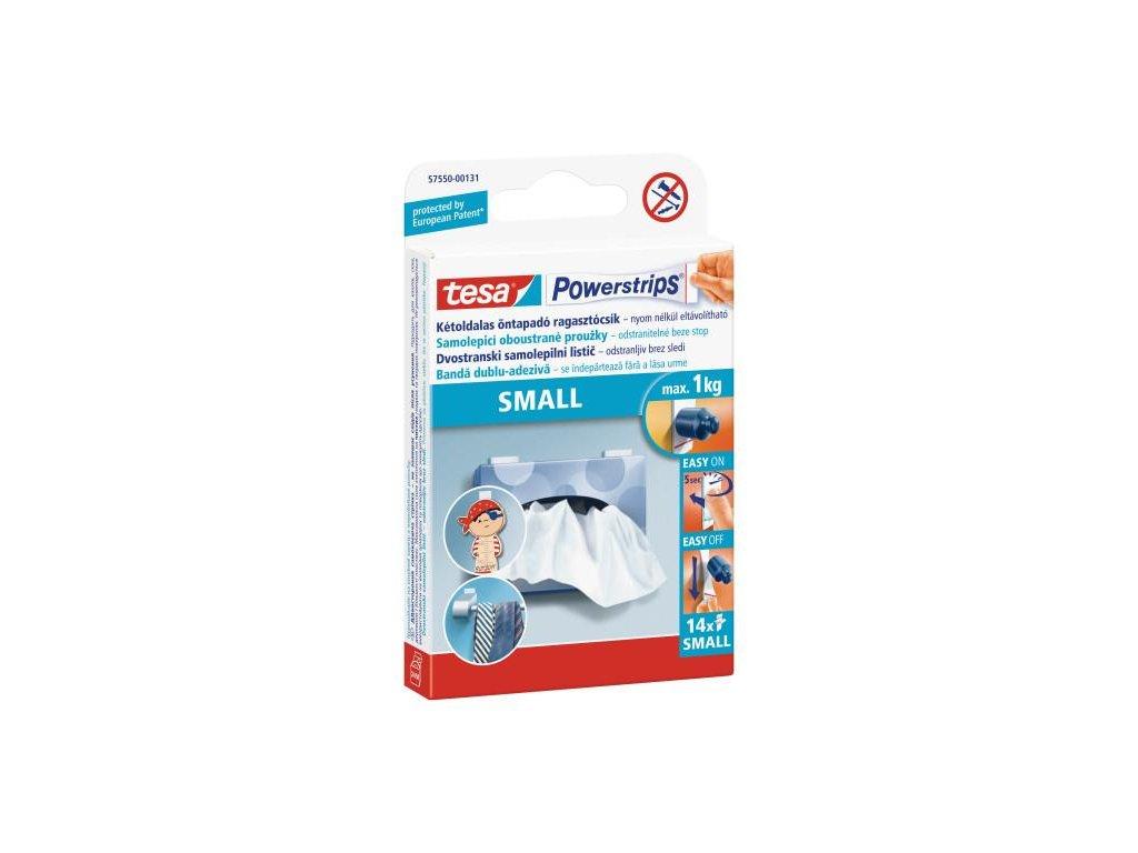 TESA, Powerstrips Small, malé dekorační lepicí proužky