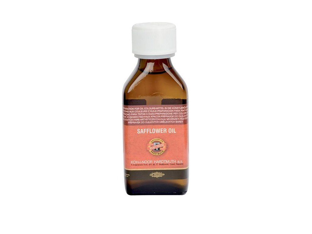 Koh-i-noor, olej saflorový 100ml