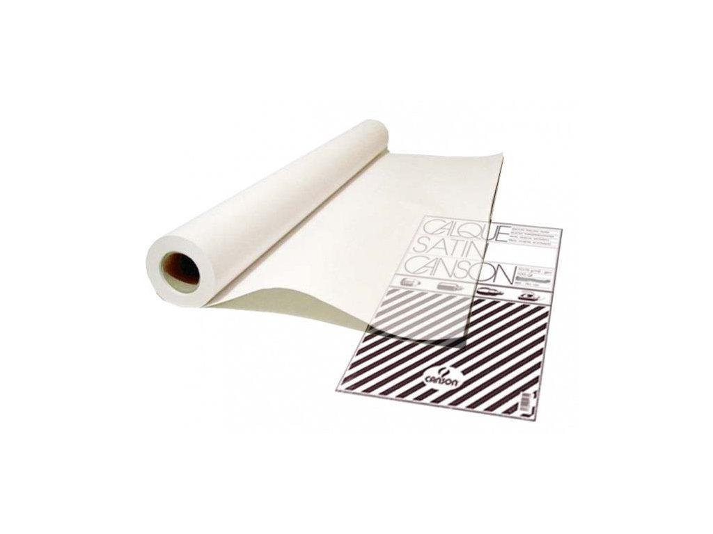Canson, pauzovací papír role 90g/m2 110cm/20m