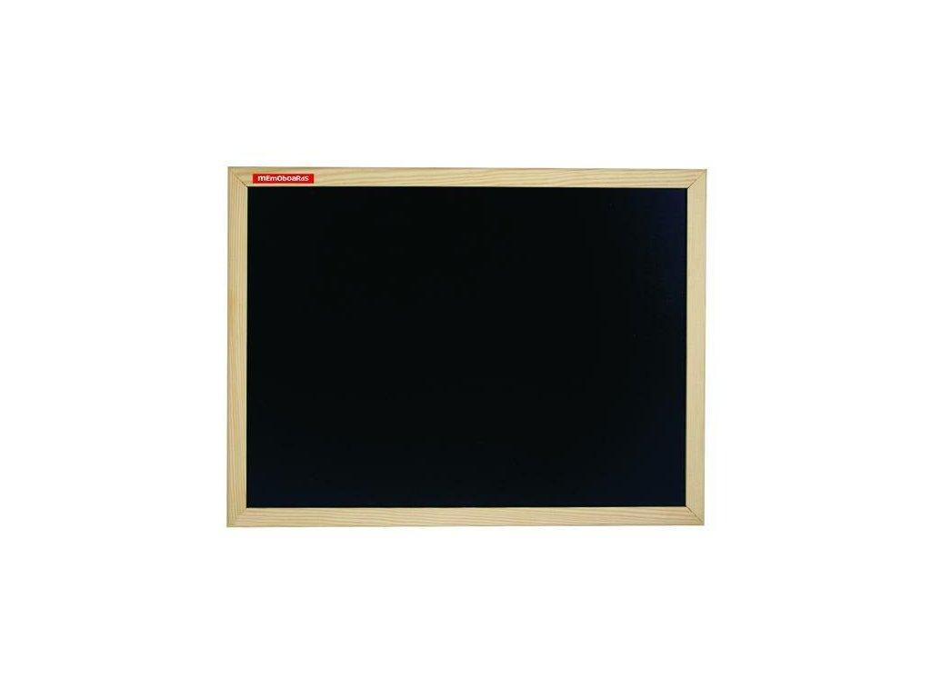 Memoboards, křídová tabule, dřevěný rám