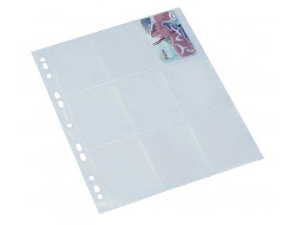 Bantex, fólie A4, obal na sběratelské karty 10 ks