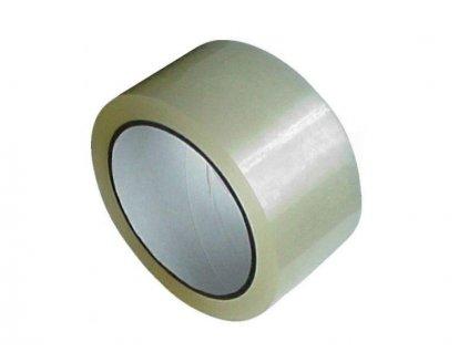 Průhledná balíková lepící páska 48 mm x 66 m