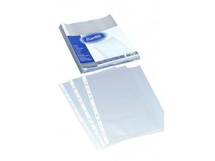 Bantex, obal A4 prospektový U antireflexní, 100 ks