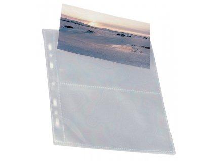 Bantex, fólie A5, obal na pohlednice 10ks