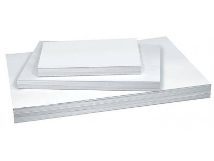 čtvrtka A2 100 ks, kreslicí karton 220g/m2