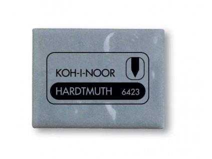 Koh-i-noor tvárlivá stěrací pryž extra měkká pro měkké grafitové tužky a uhly, 6423