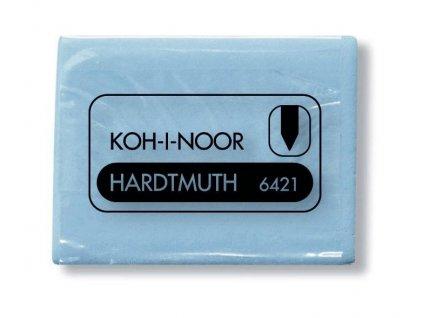 Koh-i-noor tvárlivá stěrací pryž pro měkké grafitové tužky a uhly, 6421
