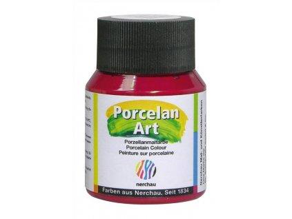 Nerchau Porcelan Art, barva na porcelán 20ml., 18 odstínů na výběr
