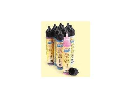 Nerchau Glitter Liner, dekorační barva 28 ml., 10 odstínů na výběr