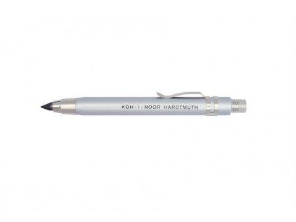 Koh-i-noor versatilka 5359 pro tuhu 5,6 mm, stříbrná