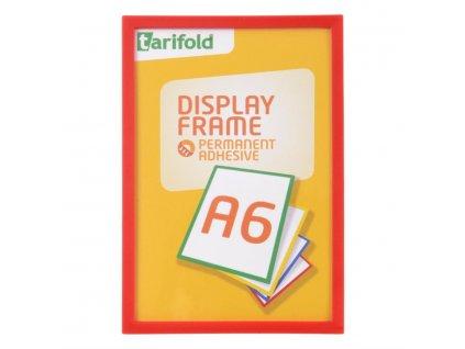 Tarifold, samolepicí rámeček Display Frame A6