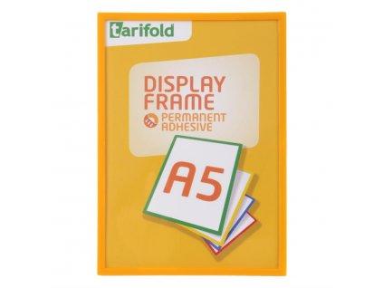 Tarifold, samolepicí rámeček Display Frame A5