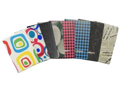 Linarts, dokladovka na karty a paměťové karty