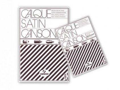 Canson, pauzovací papír A4, 50 archů, 50g/m2
