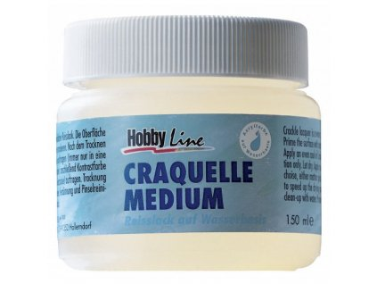 Kraklovací lak HOBBY LINE 150 ml