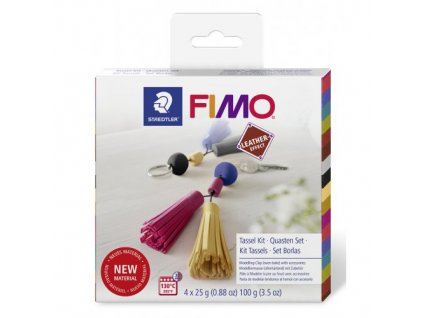 FIMO Leather Sada DIY