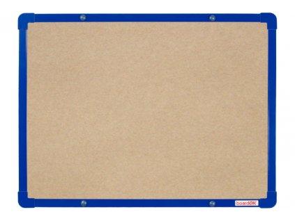 boardOK 60x45 textil modra f