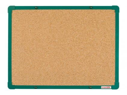 boardOK 60x45 korek zelena f