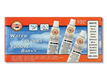 Koh-i-noor vodová barva běloba krycí 164503, 16 ml.