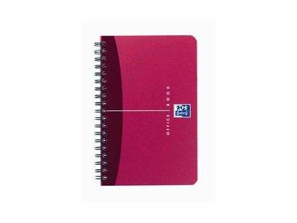 Oxford, Urban Notebook, kapesní zápisník 110x170