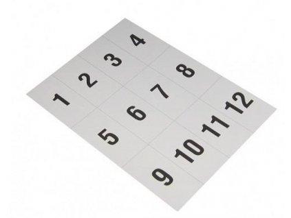číslice pro školáky