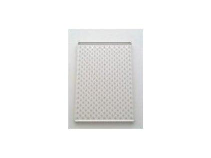 podložka pro drátkování 10x15 cm, akryl