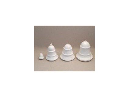 zvonek vatový malý 55 mm, 1 ks