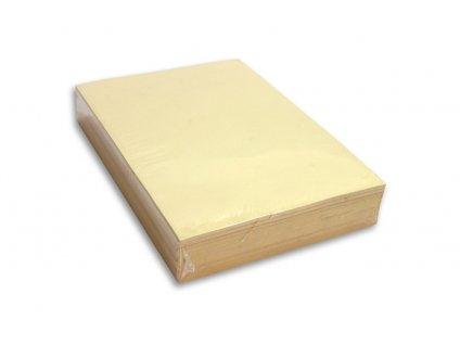 náčrtkový papír, 500 ls