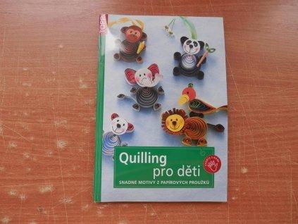 návod, Quilling pro děti