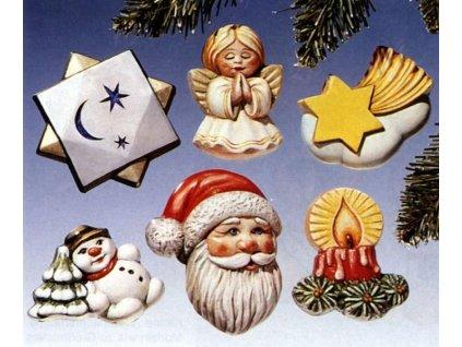 Forma na odlitky, Vánoce