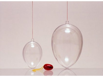 plastové vejce 80 mm