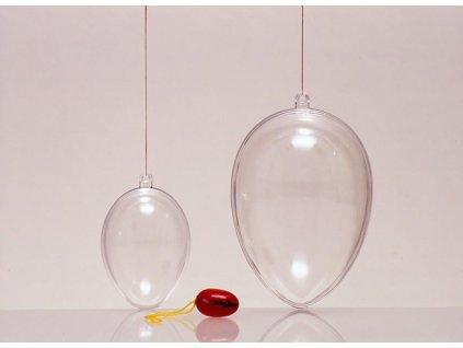plastové vejce 100 mm