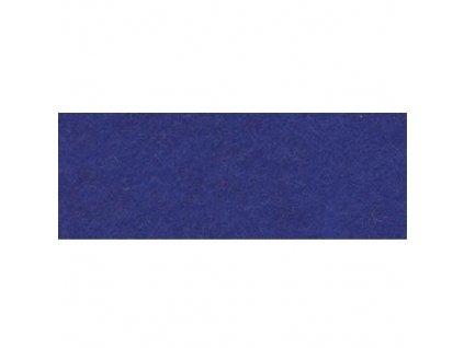 tmavě modrá plsť, 20x30 cm