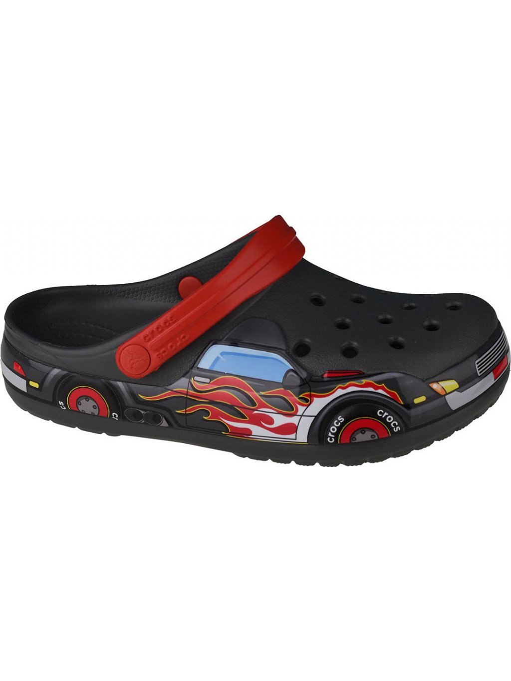 CROCS FUN LAB TRUCK BAND CLOG 207074-0DA