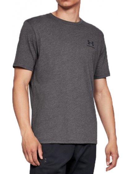 UNDER ARMOUR SPORTSTYLE LEFT CHEST TEE 1326799-019