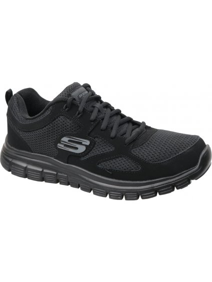 SKECHERS BURNS 52635-BBK