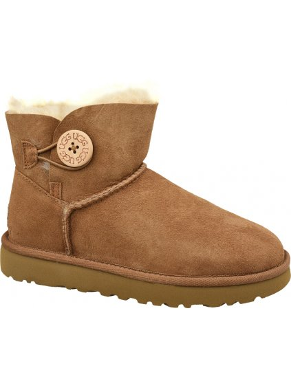 UGG MINI BAILEY BUTTON II 1016422-CHE