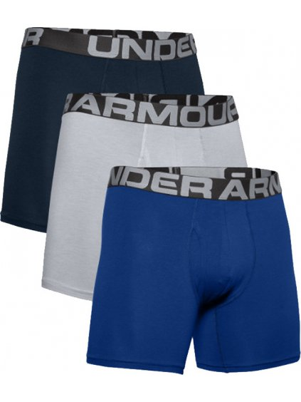 UNDER ARMOUR CHARGED COTTON 3IN 3 PACK 1363617-400
